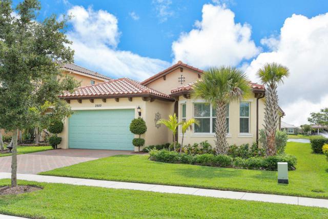 2920 Bellarosa Circle, Royal Palm Beach, FL 33411 (#RX-10433216) :: Blue to Green Realty