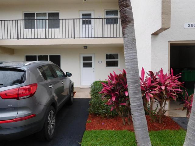 2805 Casita Way #111, Delray Beach, FL 33445 (#RX-10433231) :: Ryan Jennings Group