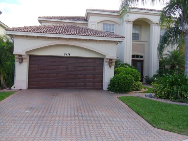 6478 Garden Court, West Palm Beach, FL 33411 (#RX-10433287) :: Blue to Green Realty