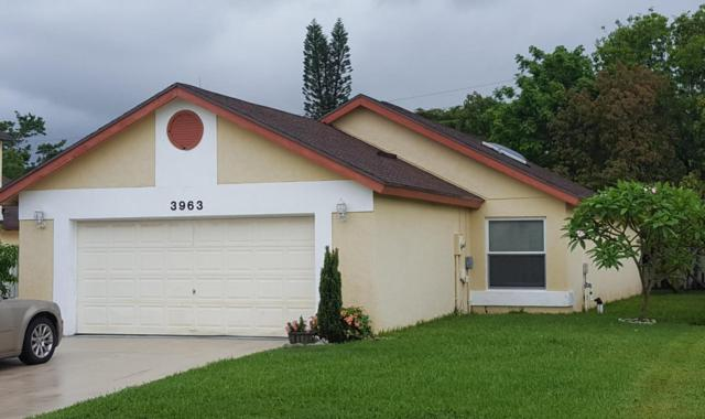 3963 Classic Court, West Palm Beach, FL 33417 (#RX-10433298) :: Blue to Green Realty