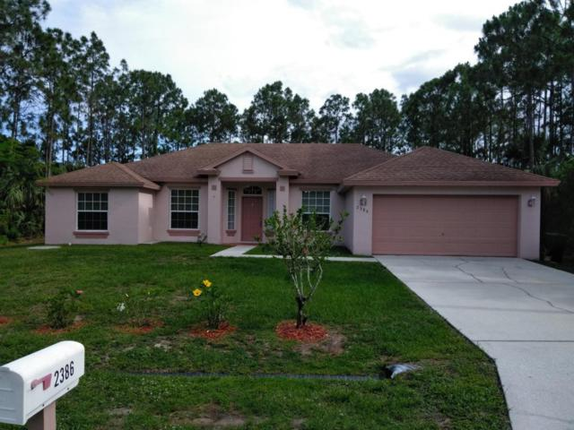 2386 SW Ranch Avenue, Port Saint Lucie, FL 34953 (#RX-10433310) :: Blue to Green Realty