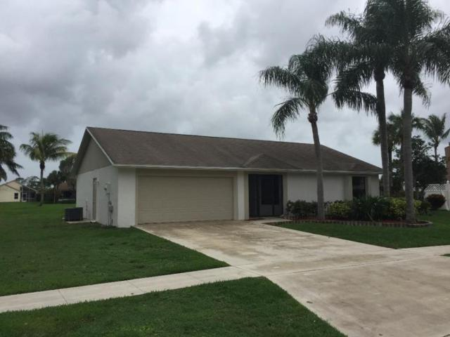 122 Parkwood Drive, Royal Palm Beach, FL 33411 (#RX-10433313) :: Blue to Green Realty
