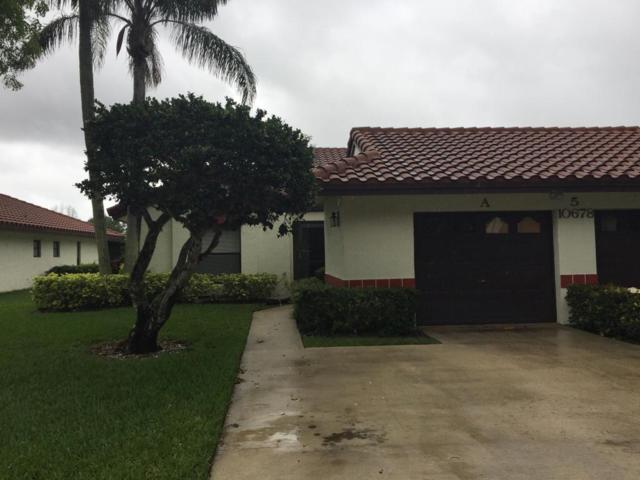 10678 Beach Palm Court A, Boynton Beach, FL 33437 (#RX-10433336) :: Blue to Green Realty