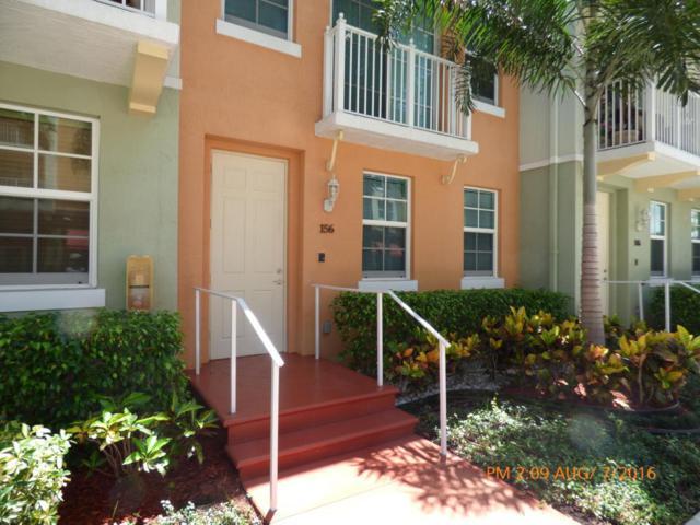 156 Moorings Drive, Lantana, FL 33462 (MLS #RX-10433608) :: EWM Realty International