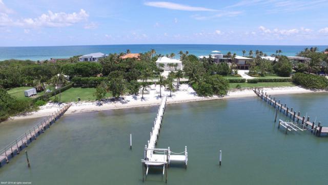 607 S Beach Road, Jupiter, FL 33469 (#RX-10434056) :: The Carl Rizzuto Sales Team