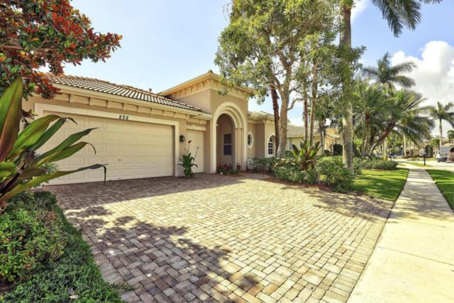 232 Montant Drive, Palm Beach Gardens, FL 33410 (#RX-10434300) :: The Carl Rizzuto Sales Team