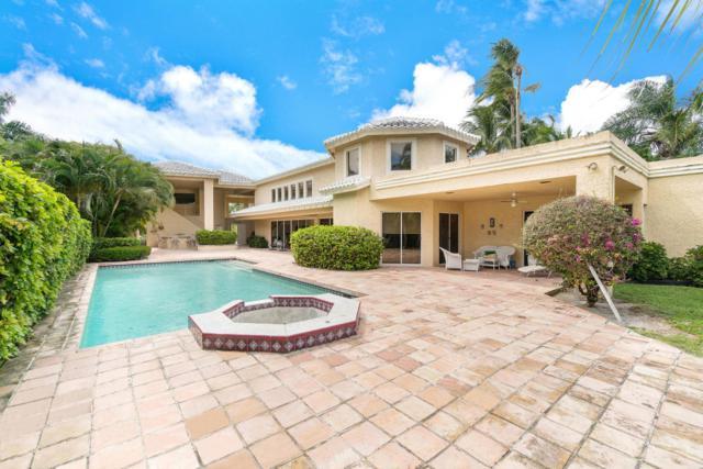 17170 Coral Cove Way, Boca Raton, FL 33496 (#RX-10434404) :: The Carl Rizzuto Sales Team
