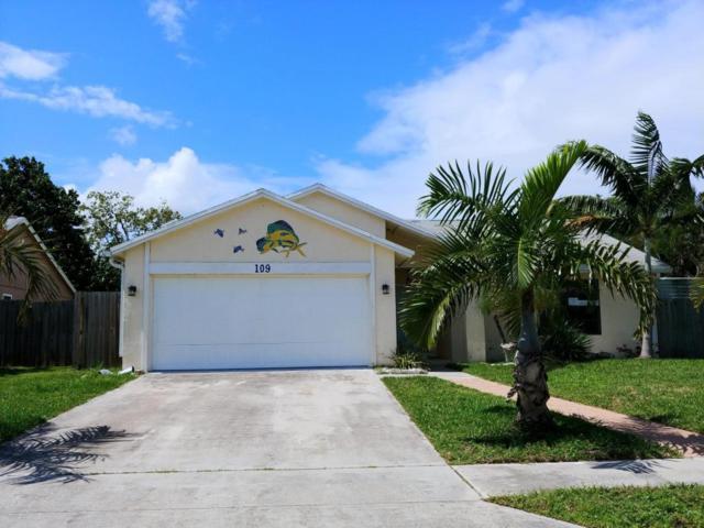 109 Chadwick Drive, Jupiter, FL 33458 (#RX-10434412) :: The Carl Rizzuto Sales Team