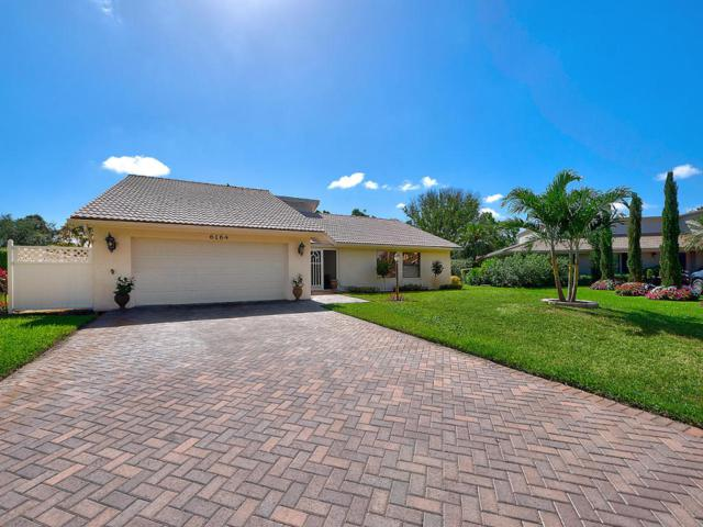 6164 Celadon Circle, Palm Beach Gardens, FL 33418 (#RX-10434441) :: The Carl Rizzuto Sales Team