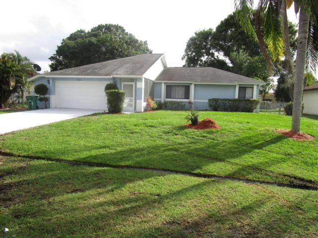 1150 SE Clifton Lane, Port Saint Lucie, FL 34983 (#RX-10434495) :: Ryan Jennings Group