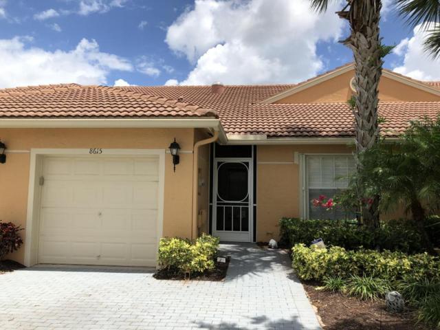 8615 Logia Circle, Boynton Beach, FL 33472 (#RX-10434522) :: The Reynolds Team/Treasure Coast Sotheby's International Realty