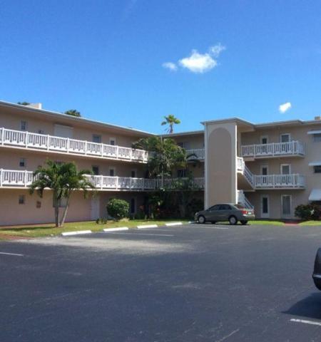 2615 Garden Drive N #108, Lake Worth, FL 33461 (#RX-10435407) :: Ryan Jennings Group