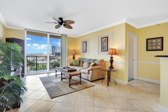 651 Okeechobee Boulevard #604, West Palm Beach, FL 33401 (#RX-10436023) :: Ryan Jennings Group