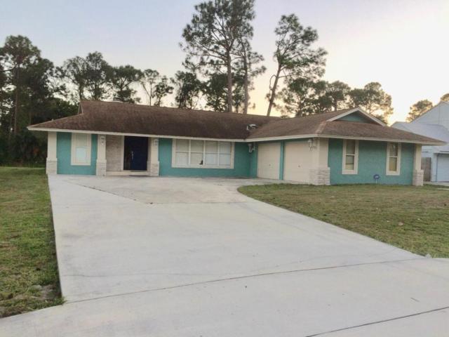 802 SE Walters Terrace, Port Saint Lucie, FL 34983 (#RX-10436069) :: Ryan Jennings Group