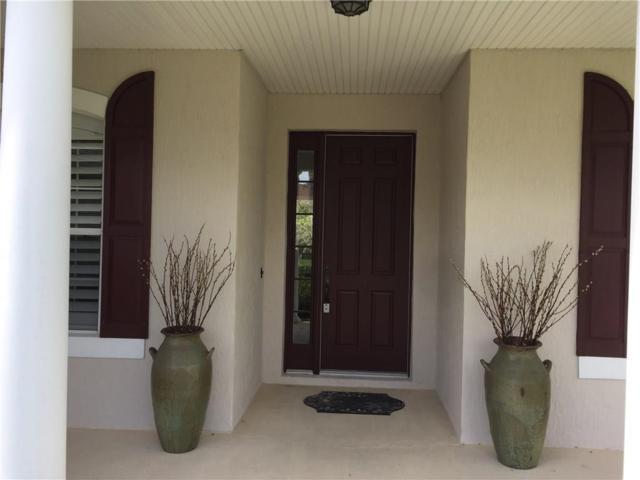 685 Brush Foot Drive, Sebastian, FL 32958 (#RX-10436900) :: Ryan Jennings Group