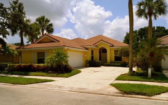 204 Hampton Place, Jupiter, FL 33458 (MLS #RX-10436966) :: Castelli Real Estate Services