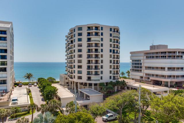 3201 S Ocean Boulevard #604, Highland Beach, FL 33487 (#RX-10437194) :: The Haigh Group | Keller Williams Realty