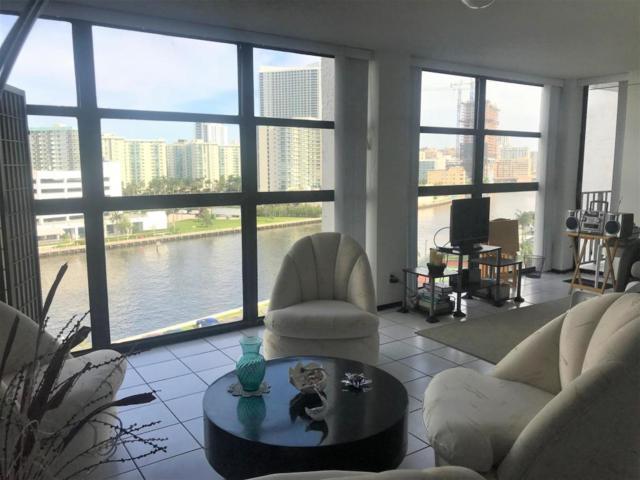 400 Leslie Drive #924, Hallandale Beach, FL 33009 (MLS #RX-10437377) :: Castelli Real Estate Services