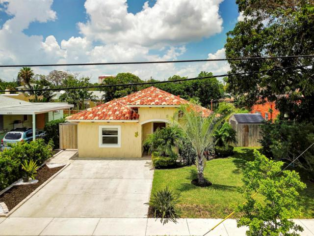 4311 Garden Avenue, West Palm Beach, FL 33405 (#RX-10437754) :: Ryan Jennings Group
