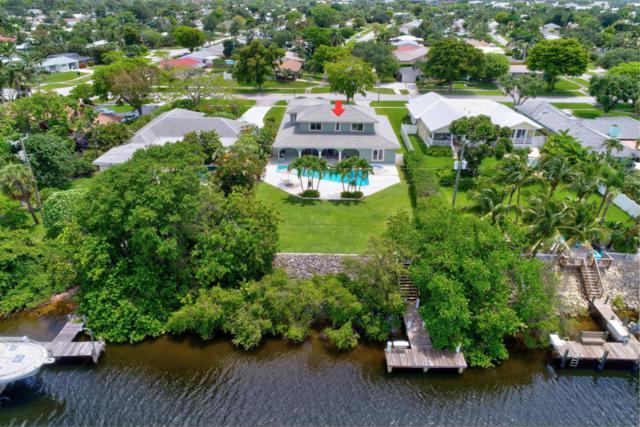 584 Anchorage Drive, North Palm Beach, FL 33408 (#RX-10437826) :: The Reynolds Team/Treasure Coast Sotheby's International Realty