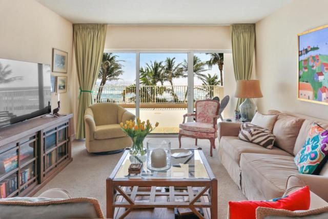 3101 S Ocean Boulevard #212, Highland Beach, FL 33487 (#RX-10438381) :: The Haigh Group | Keller Williams Realty
