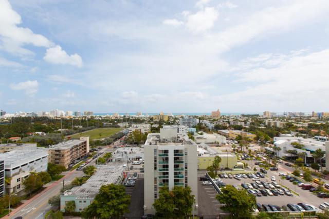 1000 West Avenue #1408, Miami Beach, FL 33139 (#RX-10438531) :: Ryan Jennings Group