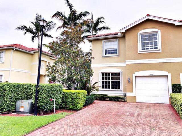 7680 Spatterdock Drive, Boynton Beach, FL 33437 (#RX-10438764) :: Ryan Jennings Group