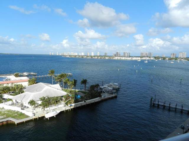 2650 Lake Shore Drive #801, Riviera Beach, FL 33404 (#RX-10439184) :: Ryan Jennings Group