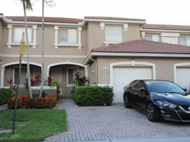 2056 Oakhurst Way, Riviera Beach, FL 33404 (#RX-10439435) :: The Haigh Group | Keller Williams Realty
