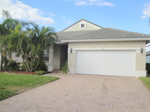 153 NW Swann Mill Circle, Port Saint Lucie, FL 34986 (#RX-10440175) :: The Reynolds Team/Treasure Coast Sotheby's International Realty