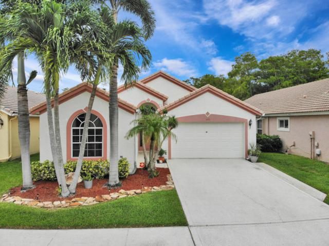 1665 Carriage Brooke Drive #1665, Wellington, FL 33414 (#RX-10440309) :: United Realty Consultants, Inc