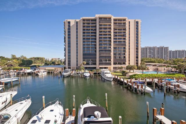 4748 S Ocean Boulevard #1001, Highland Beach, FL 33487 (#RX-10440327) :: The Haigh Group | Keller Williams Realty