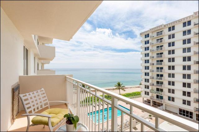 3215 S Ocean Boulevard #507, Highland Beach, FL 33487 (#RX-10440445) :: The Haigh Group | Keller Williams Realty