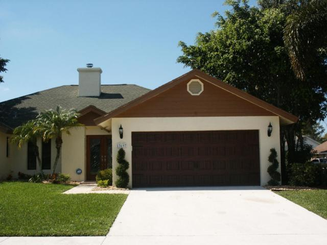 13697 Exotica Lane, Wellington, FL 33414 (#RX-10440485) :: United Realty Consultants, Inc