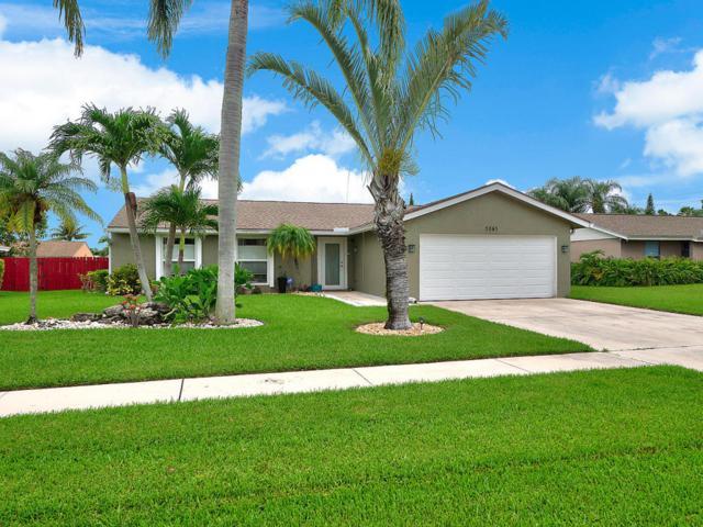 5065 Mark Drive, Boynton Beach, FL 33472 (#RX-10440559) :: The Haigh Group   Keller Williams Realty