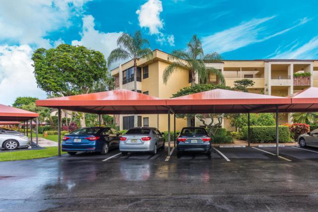 7520 La Paz Court #109, Boca Raton, FL 33433 (#RX-10440568) :: The Carl Rizzuto Sales Team