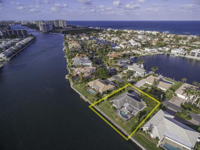 4320 Intracoastal Drive, Highland Beach, FL 33487 (#RX-10440586) :: The Reynolds Team/Treasure Coast Sotheby's International Realty