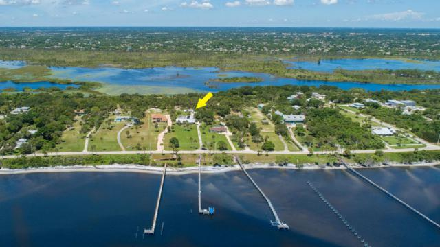 12863 S Indian River Drive, Jensen Beach, FL 34957 (#RX-10440677) :: United Realty Consultants, Inc