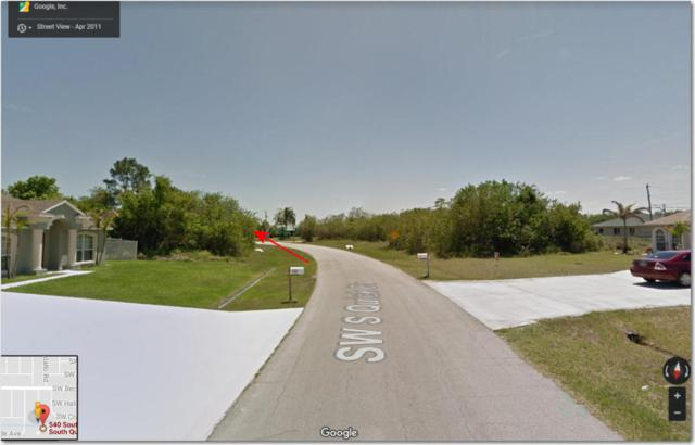 540 SW S Quick Circle, Port Saint Lucie, FL 34953 (#RX-10440715) :: United Realty Consultants, Inc
