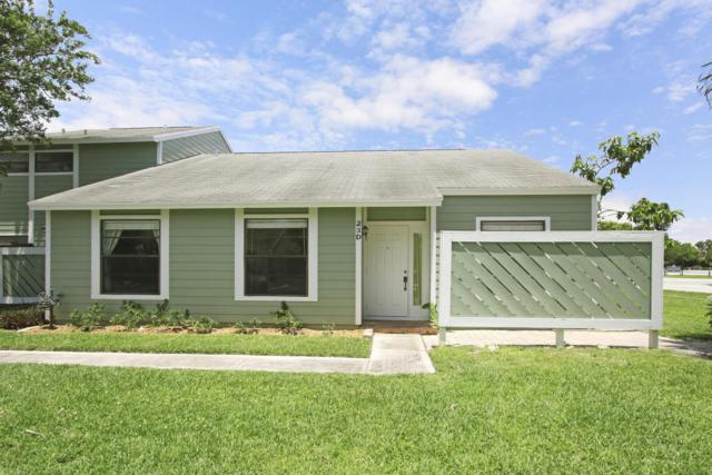 103 Lakewood Drive 23D, Jupiter, FL 33458 (#RX-10440730) :: United Realty Consultants, Inc