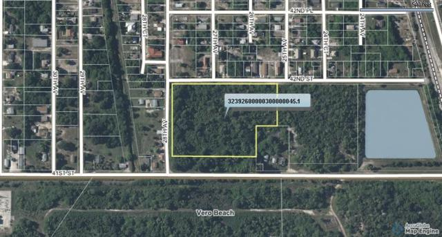 2600 41st Street, Vero Beach, FL 32967 (#RX-10440756) :: United Realty Consultants, Inc