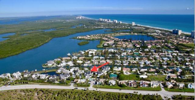 2516 Harbour Cove Drive, Hutchinson Island, FL 34949 (MLS #RX-10441096) :: EWM Realty International