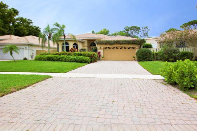 5028 Monterey Lane, Delray Beach, FL 33484 (MLS #RX-10441307) :: Castelli Real Estate Services