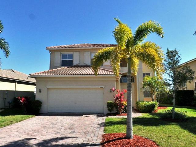 5534 Place Lake Drive, Fort Pierce, FL 34951 (#RX-10441909) :: Ryan Jennings Group