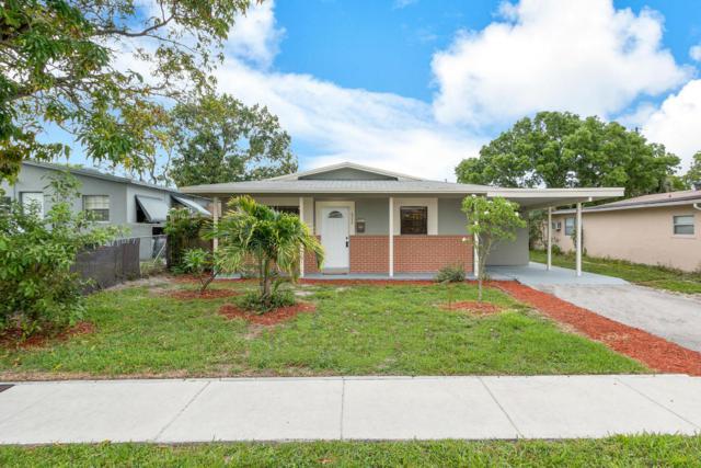 5324 NE 2nd Avenue, Oakland Park, FL 33334 (MLS #RX-10442031) :: Castelli Real Estate Services