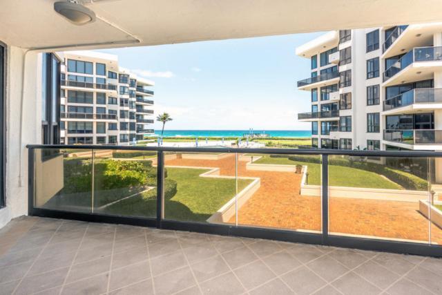 3120 S Ocean Boulevard #2203, Palm Beach, FL 33480 (#RX-10442095) :: Ryan Jennings Group