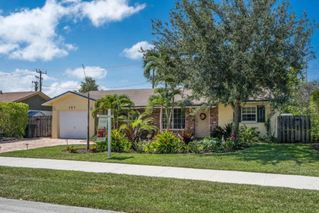 357 NW 23rd Street, Boca Raton, FL 33431 (MLS #RX-10442145) :: Castelli Real Estate Services