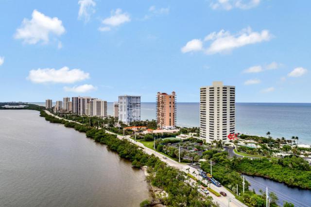 5080 N Ocean Drive 2C, Singer Island, FL 33404 (#RX-10445557) :: Blue to Green Realty