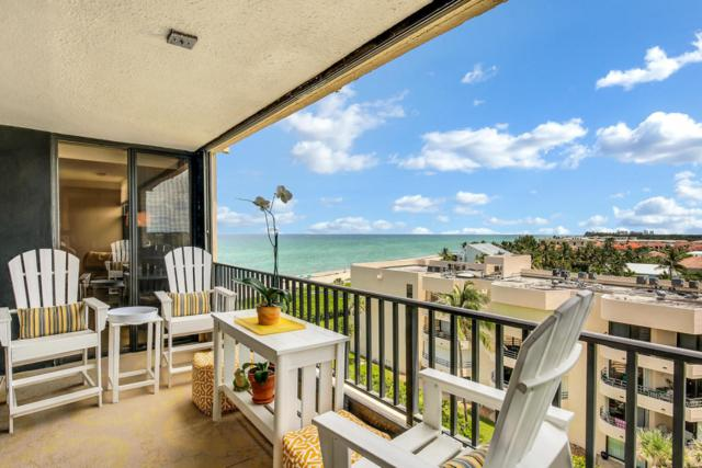 450 Ocean Drive #603, Juno Beach, FL 33408 (#RX-10445583) :: Blue to Green Realty