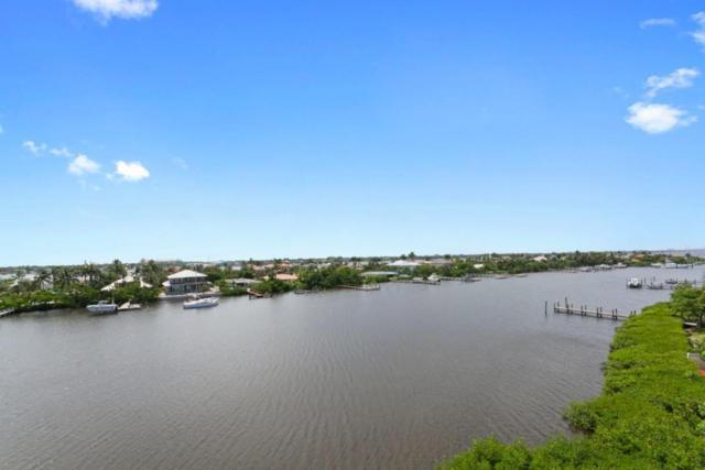3555 S Ocean Boulevard #514, South Palm Beach, FL 33480 (#RX-10446125) :: Blue to Green Realty